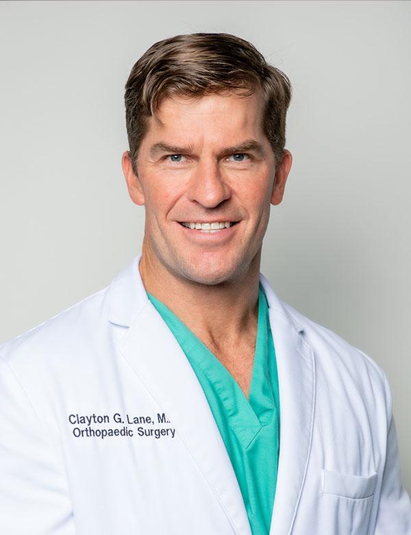 Dr. Clayton Lane